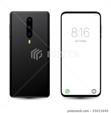 Smartphone mockups 55613846