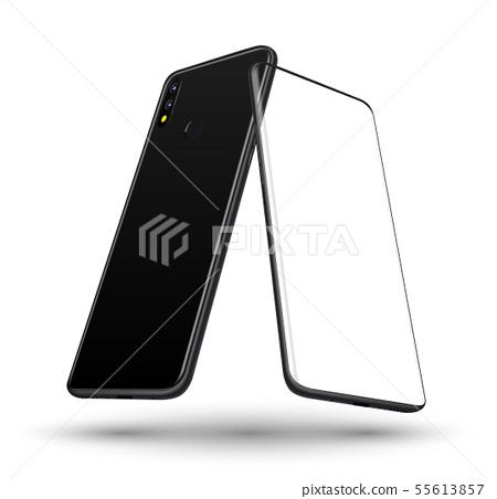 Smartphone mockups 55613857