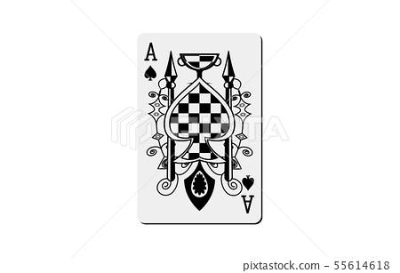 撲克牌鍬1 55614618