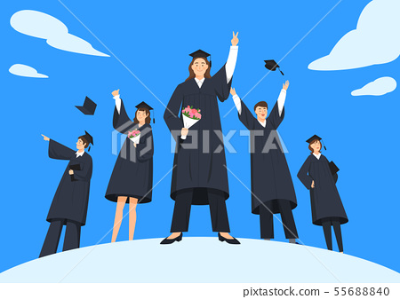 Set of variety occupation profession people concept illustration 009 55688840