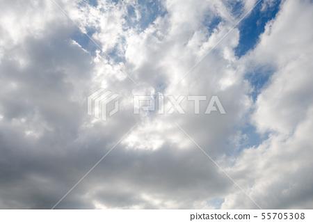 雲 雲の形状 cloud shape 雲朵 天空 55705308