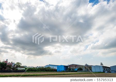 雲 雲の形状 cloud shape 雲朵 天空 55705313