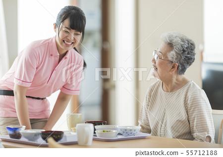 Nursing facility meal 55712188