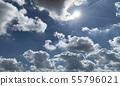 天空和雲層攝影 55796021