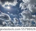 天空和雲層攝影 55796026