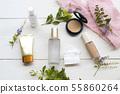beauty cosmetics makeup of lifestyle woman 55860264