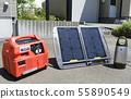 灾难电源(发电机太阳能电池板) 55890549