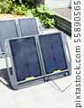 太阳能电池板和便携式电源 55890565