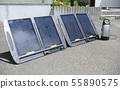 太阳能电池板和便携式电源 55890575