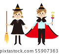 Halloween boy costume cosplay コ ス プ レ girl hat witch star 55907363