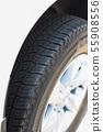 신품 타이어 55908556
