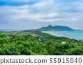 오키나와 이시가키 섬 玉取崎 전망대에서 전망 55915640