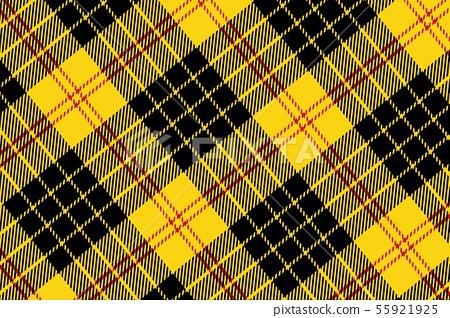 Seamless tartan illustration pattern background. 55921925