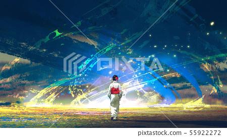 enter the heart of the strange world 55922272