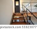 주택 인테리어 계단 55923077