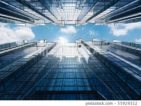 highrise office building 55929312