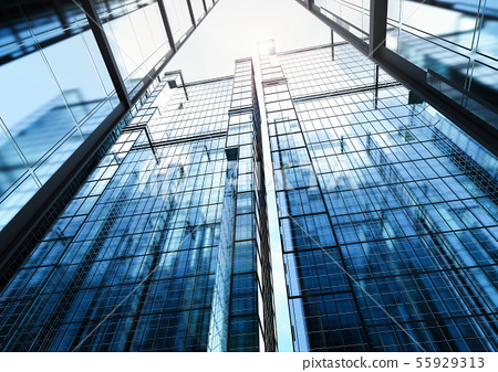 highrise office building 55929313