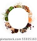 Healthy Food Mix 55935163