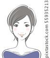 여성 (중동) 55935213