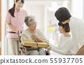 Nursing care facility visit 55937705