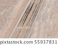 USA, desert, aerial view 55937831
