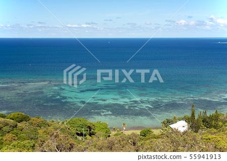 New Caledonia, Pacific War Australian Battery View 55941913