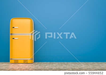 retro design fridge 55944852