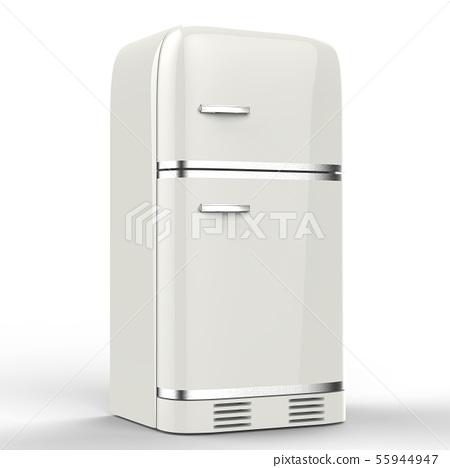 retro design fridge 55944947