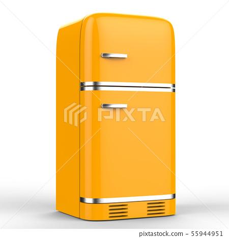 retro design fridge 55944951