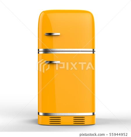retro design fridge 55944952