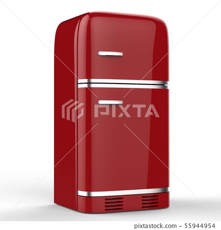 retro design fridge 55944954