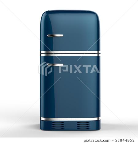 retro design fridge 55944955