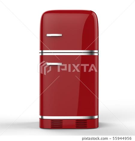 retro design fridge 55944956