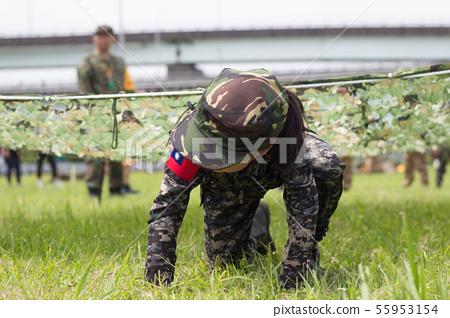 군 여름 캠프 55953154