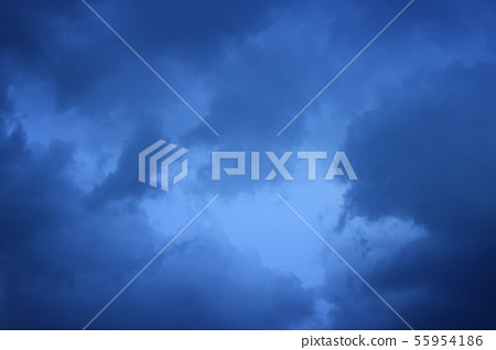 Background clouds before thunderstorm for your 55954186