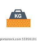 soil testing icon 55956101
