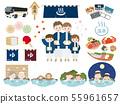 溫泉旅行材料系列1 55961657