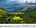 City Of Ullapool And Loch Broom In Scotland 55962226