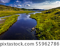 River Kishorn Near Applecross Pass In Scotland 55962786
