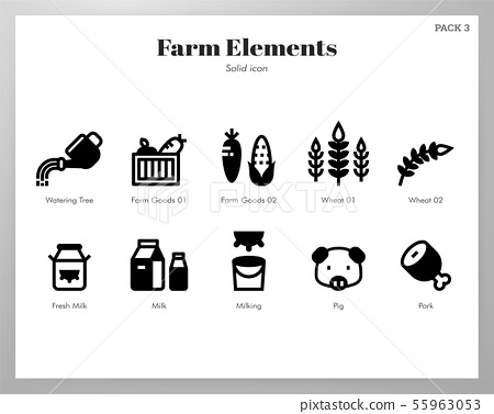 Farm elements Solid pack 55963053