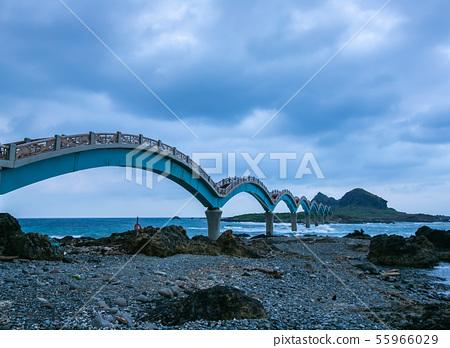 臺灣臺東成功鎮三仙台風景區Asia Taiwan Taitung Coast 55966029