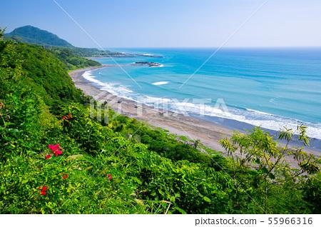 台灣花東自然景色Asia, Taiwan, eastern natural landscape 55966316
