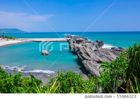 台灣花東自然景色Asia, Taiwan, eastern natural landscape 55966323