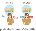 Reduced tax rate Women worried about whether food or a set other than food 55976082