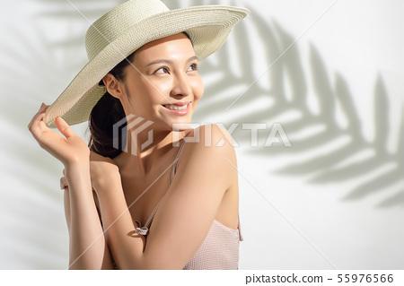 여성 리조트 여자 여행 55976566