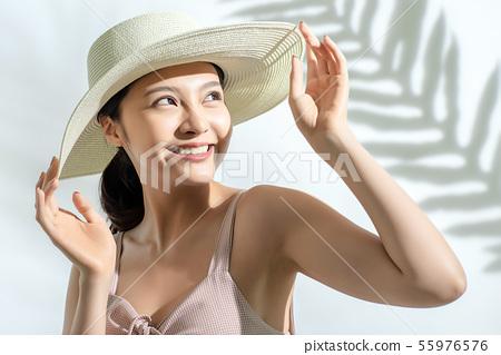 여성 리조트 여자 여행 55976576