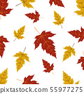 An abstract Autumn theme artistic background . 55977275