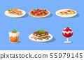 食物 食品 碟 55979145