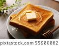 토스트 빵 이미지 55980862