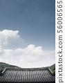 韓屋,傳統民居,屋頂 56006565